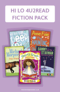 HI LO 4U2READ PRIMARY FICTION COLLECTION