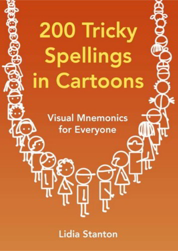 200 Tricky Spellings in Cartoons - 9781532962103
