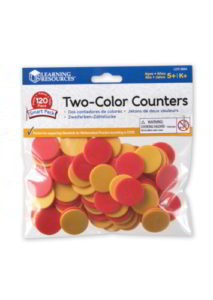 Two colour counters