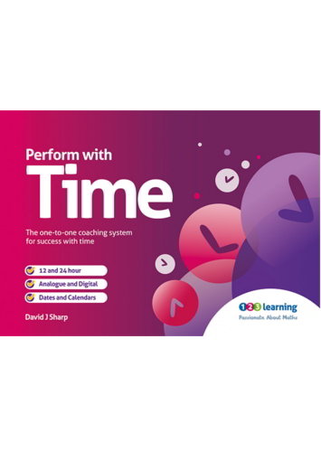 Perform with Time. Same format as the ' Power of 2'. - 9780953981229