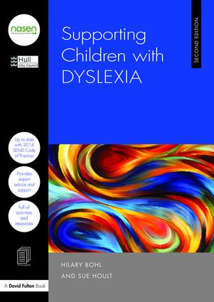 Supporting Children with Dyslexia - 2nd Edition - 9781138185616