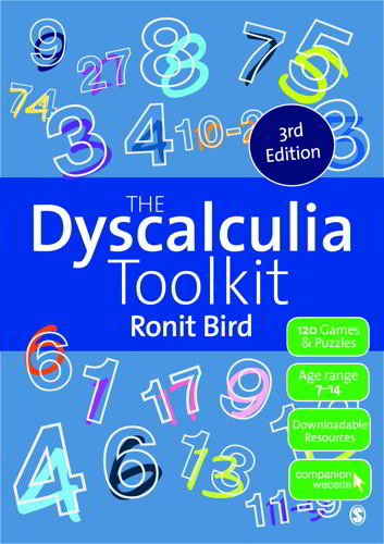 The Dyscalculia Toolkit - Supporting Learning Difficulties in Maths 3rd Edition - 9781473974265