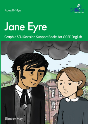 Jane Eyre - A Graphic Revision Guide - 9781783173044