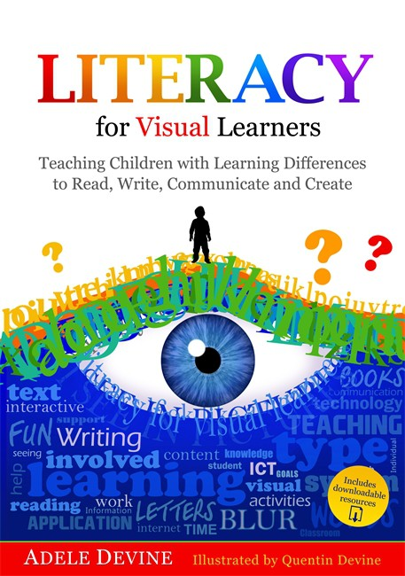 Literacy for Visual Learners - 9781849055987