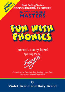 Fun with Phonics.  Introductory level (red) plus new Sam story.