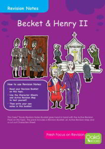 Becket & Henry Revision Notes
