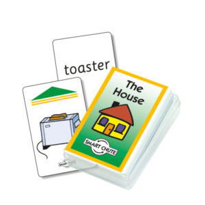The House Chute Cards