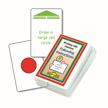 Following Instructions Chute Cards - SKC80