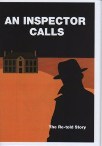 An Inspector Calls.  The re-told story. Simplified and illustrated.