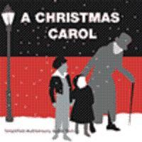 A Christmas Carol.  Simplified Multisensory Audio Text.
