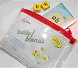 Initial Blends Game