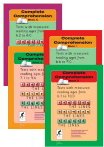 Complete Comprehension Set