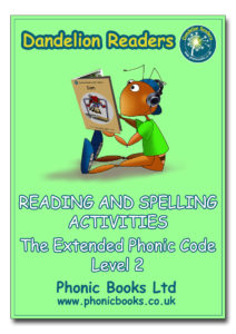 Reading and Spelling Activities Level 2