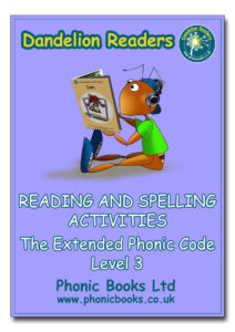 Reading and Spelling Activites Level 3