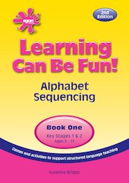 Learning Can Be Fun.  Book 1.  Suzanne Briggs.