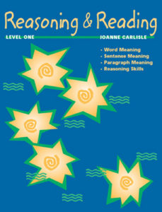 Reasoning and Reading. Level 1. Revised