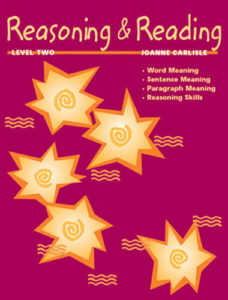 Reasoning and Reading. Level 2. Revised
