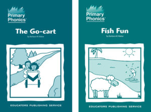 Primary Phonics - Set 4.  10  storybooks.