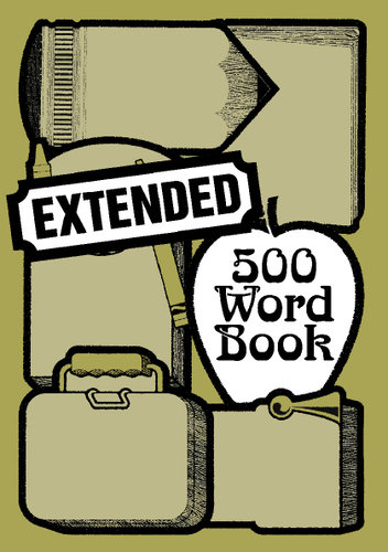 500 Word Book Extended - LM073