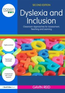 Dyslexia and Inclusion. 2nd rev.ed. Gavin Reid