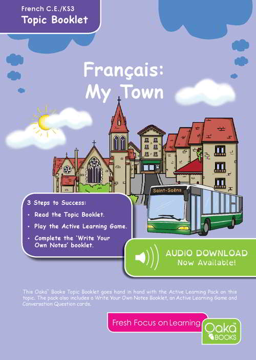 French: My Town - OBFMT