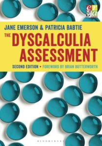 The Dyscalculia Assessment. Jane Emerson