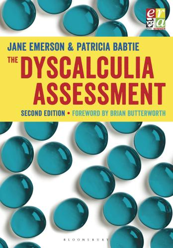 The Dyscalculia Assessment. Jane Emerson & Patricia Babtie - 9781408193716