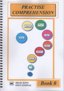 Practise  Comprehension  Book 0