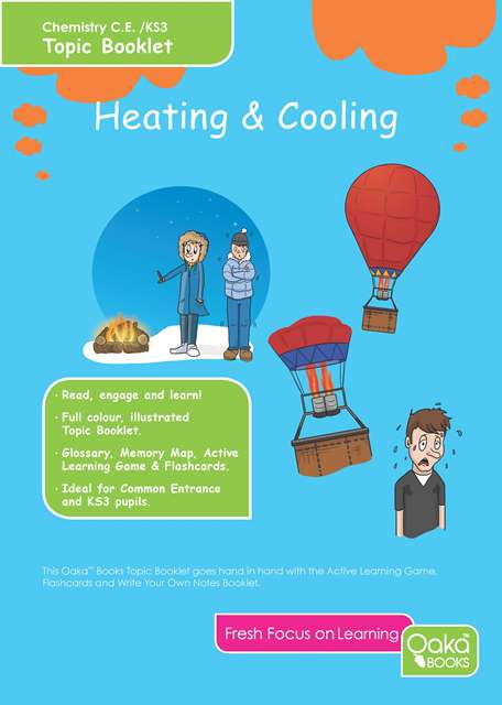 Science: Chemistry: Heating & Cooling -