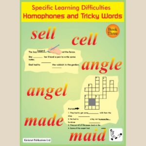 SpLD Homophones and Tricky Words.   Bk.3