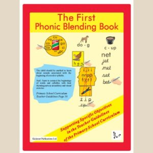The First Phonic Blending Book