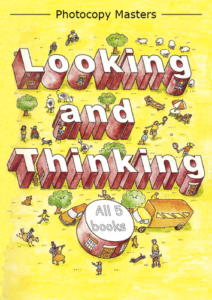 Looking and Thinking. Set of books 1 - 5.