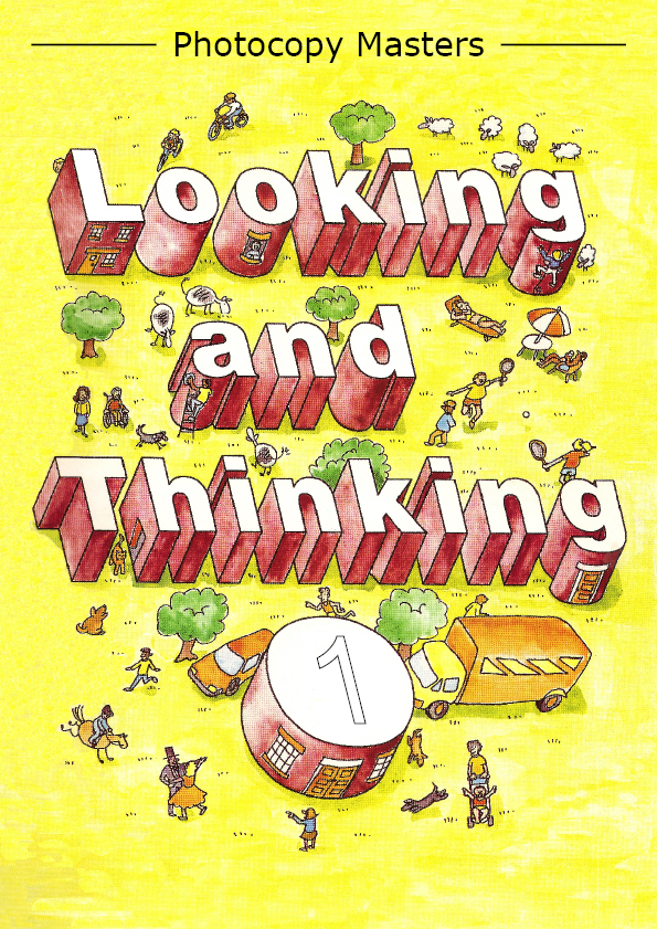 Looking and Thinking. Book 1 - 9781841980720