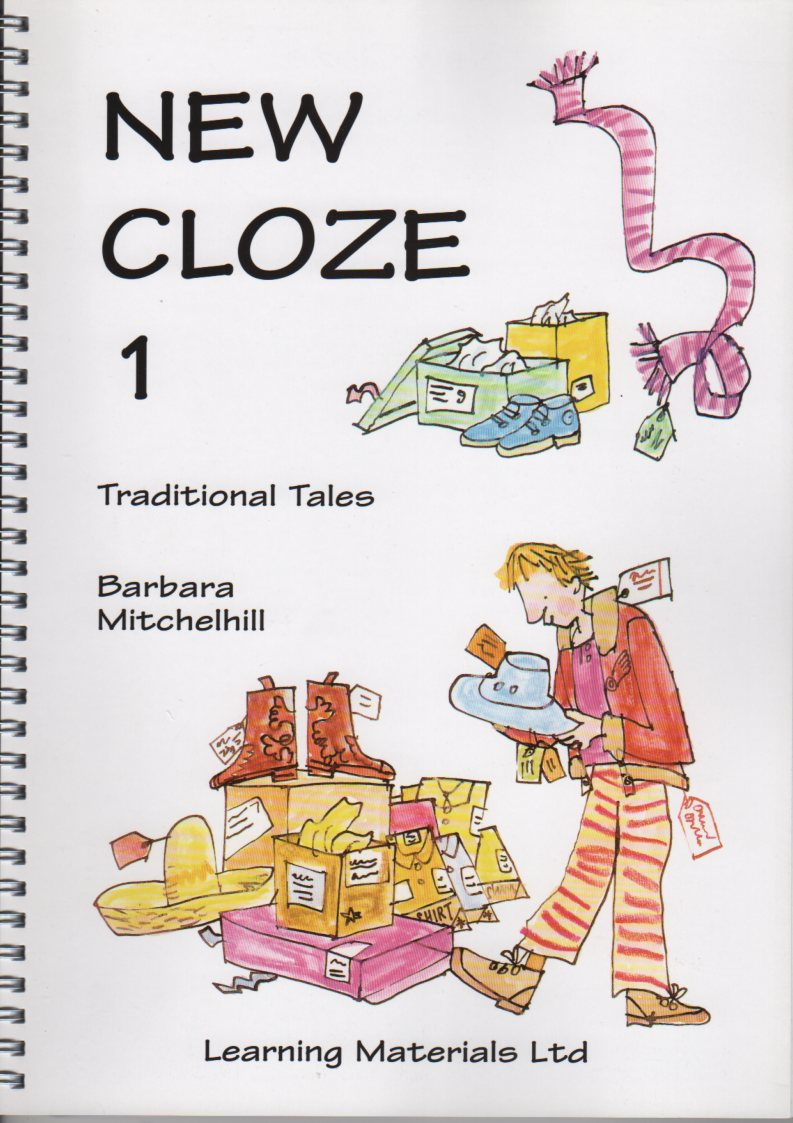 New Cloze 1. Traditional Tales RA 7+ IA 7 - 12 years - LM041