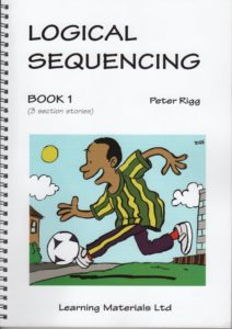 Logical Sequencing  Set of books 1 - 4