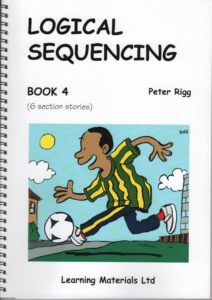 Logical Sequencing.  Book 4