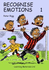 Recognise Emotions.  Set of Books 1 - 4