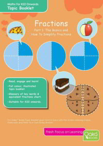 Maths Fractions