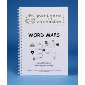 Word Maps. Word lists&dictations to fit rimes/spelling patterns.
