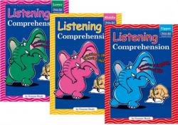 Listening Comprehension.  Upper - 10 - 12 years.