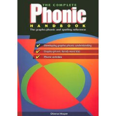The Complete Phonic Handbook. Teacher reference book.