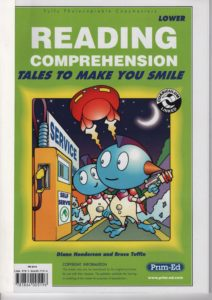 Reading Comprehension. Lower -Tales to Make You Smile.
