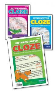 Differentiated Cloze.     Lower