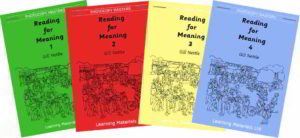 Reading for Meaning Books 1-4