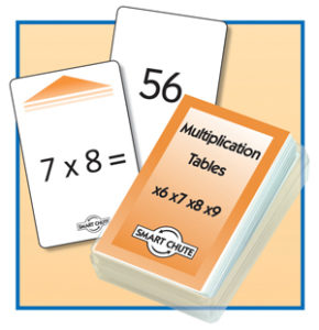 Multiplication.  Level 2  chute card pack.  Y4+