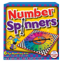 6 Number Spinners. Assorted. Covers numbers to 20; addition & subtraction to 10.