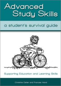 Advanced Study Skills. 3rd Ed. Ostler & Ward. CD included.