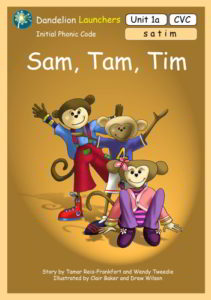 Unit 1a-Unit 1a-Sam, Tam, Tim Cover
