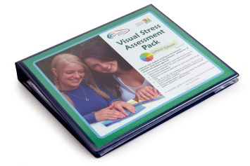 Visual Stress Assessment Pack - Work Place Edition - CRVISS03