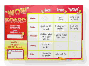 Wow Board for Schools